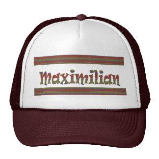 LOWPRICE gif MAXIMILIAN för känd tysk modegräns Mesh Kepsar