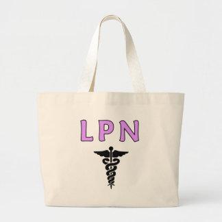LPN-läkarundersökning Tygkasse