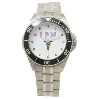 LPN-sjukvård Armbandsur