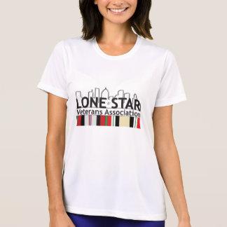 LSVA-damMikro-fiber skjorta T Shirt