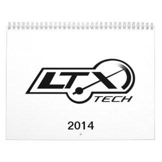 LTxTech.com kalender 2014