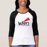 LTYM-kvinna inpassade baseball [MYCKET lilla T-shirt