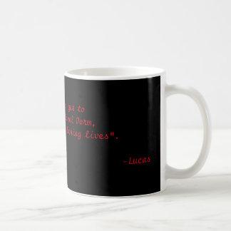 Lucass citationstecken 1 kaffemugg
