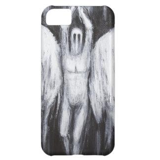 Lucifer morgonstjärnan som stiger ned till iPhone 5C fodral