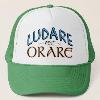 """""""Ludare hatt för est Orare"""" Keps"""