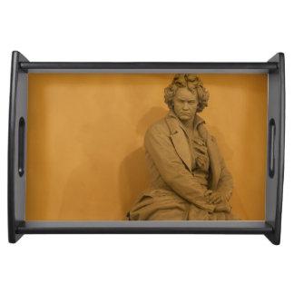 Ludwig Van Beethoven Frukostbricka