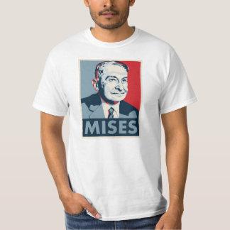 Ludwig von Mises Tshirts