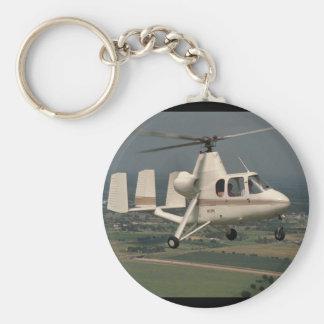 Luft och utrymme, 18A, flyg 1966_Classic Rund Nyckelring