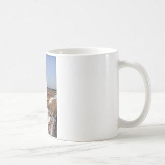 Luft postar kaffemugg