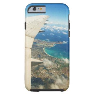 Luft reser det mobila fodral tough iPhone 6 skal