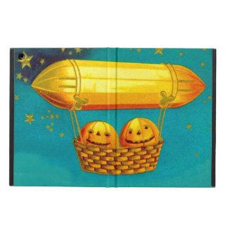 Luftballong för pumpa för jackO lykta iPad Air Fodral