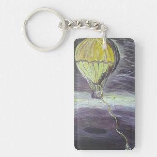 Luftballong Keychian