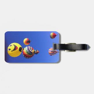 Luftballongbagagemärkre Bag Tags