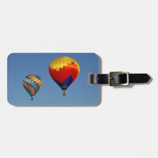 Luftballonger Bagage Lappar För Väskor