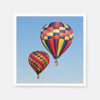 Luftballonger Pappersservetter