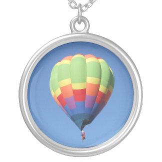 Luftballonghalsband för höjd II Halsband Med Rund Hängsmycke