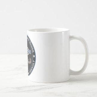 Luftburen luftanfall för CIB Kaffemugg