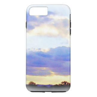 LUFTinslagSkyscape iphone case