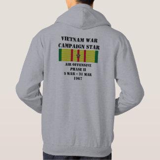 Luftoffensiven arrangerar gradvis kampanj II Sweatshirt
