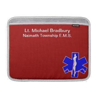 Luftsleeve för EMS Macbook MacBook Air Sleeves