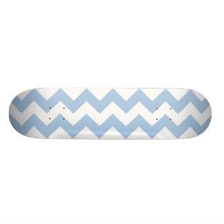 Lugn blåttsparresicksack skateboard bräda 20,5 cm