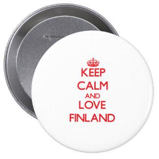 Lugna behålla och kärlek Finland
