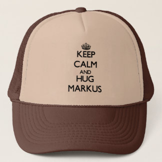 Lugna behålla och kram Markus Keps