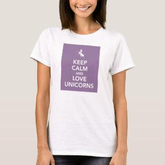 Lugna behålla och t-skjorta för t shirts