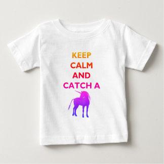 Lugna & färgrik Jersey för Unicornbabybra T-shirts