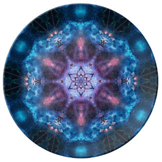 Lugna Mandala Porslinstallrik