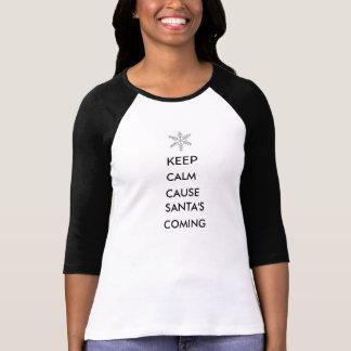 Lugna T-tröja för behålla Tee Shirts