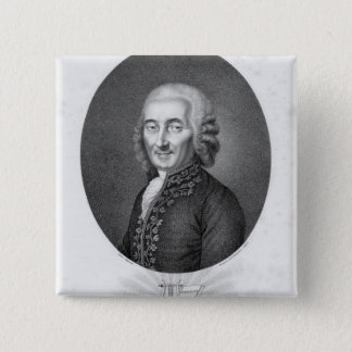 Luigi Boccherini Standard Kanpp Fyrkantig 5.1 Cm