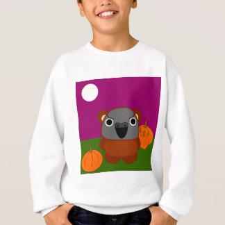Lulu den Senegal papegoja-/Halloween/björndräkten T Shirt
