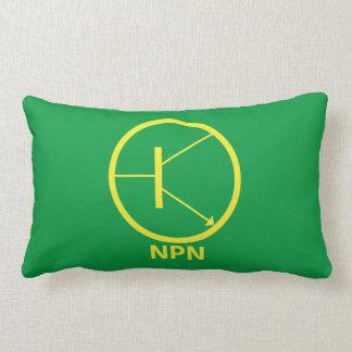 "Lumbaren för NPN-transistorpolyester kudder 13"" X Prydnadskuddar"