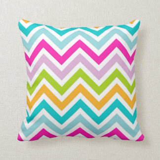 "Chevrons Stripe Polyester Lumbar Pillow 13"" x 21"""