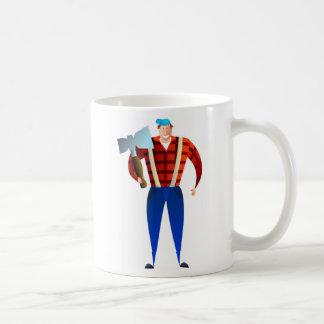 Lumberjack Kaffemugg