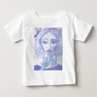 luna blått 001.jpg t shirt