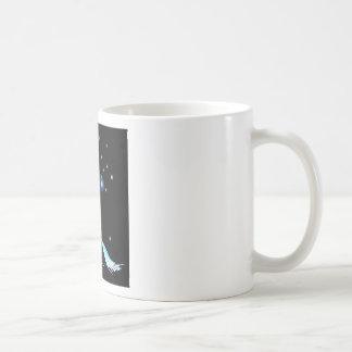 Luna drottning kaffemugg