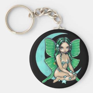 """Luna"" Keychain Nyckelring"