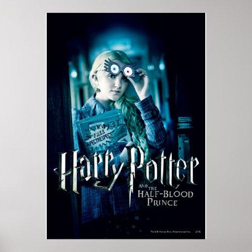 Luna Lovegood Affischer