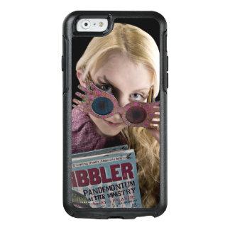 Luna Lovegood kikar över exponeringsglas OtterBox iPhone 6/6s Fodral