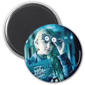 Luna Lovegood Magnet Rund 5.7 Cm