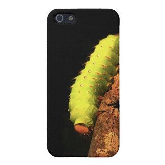 Luna mal Caterpillar iPhone 5 Skydd