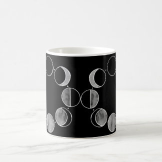 Lunar cykla muggen kaffemugg