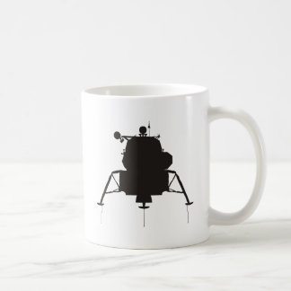 Lunar enhet kaffemugg