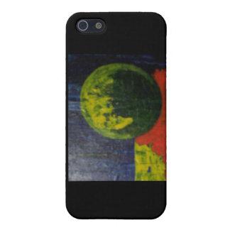 Lunar förmörkelse iPhone 5 cover
