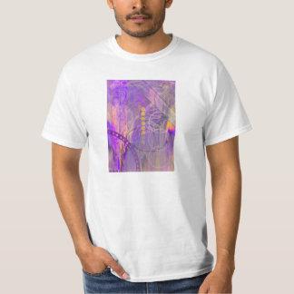 Lunar intryck 3 tee shirts