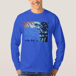 Lunar jord tee shirt