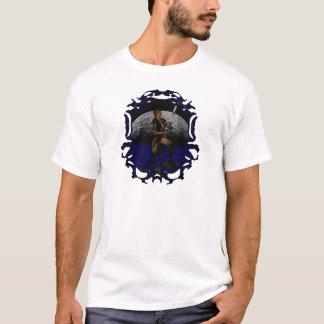 Lunar krigare t-shirt