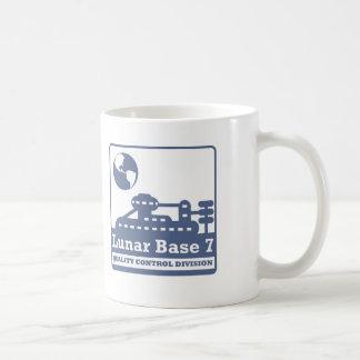 Lunar kvalitets- kontrollenhet kaffemugg
